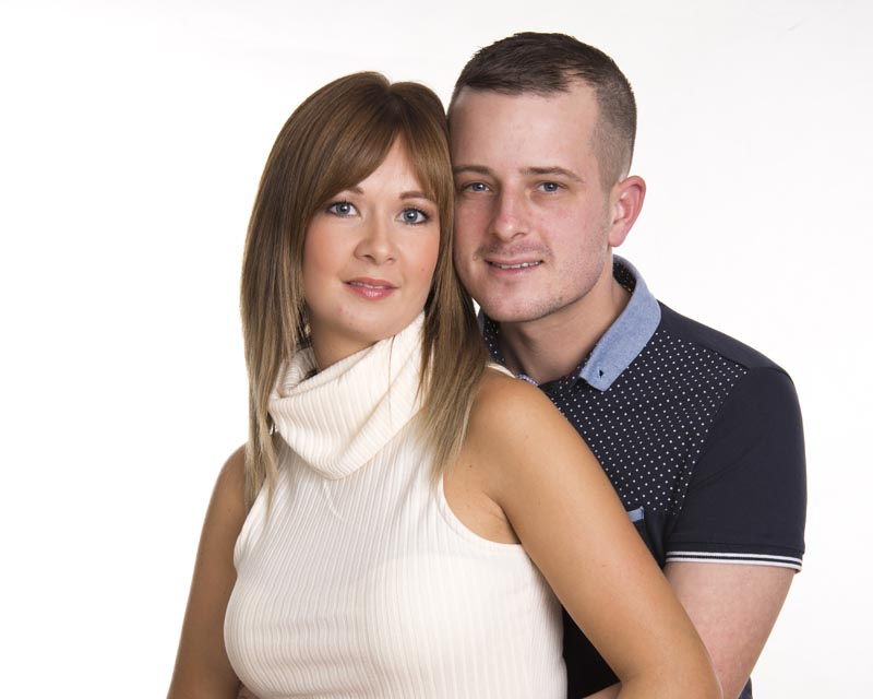 couple photography studio taunton somerset